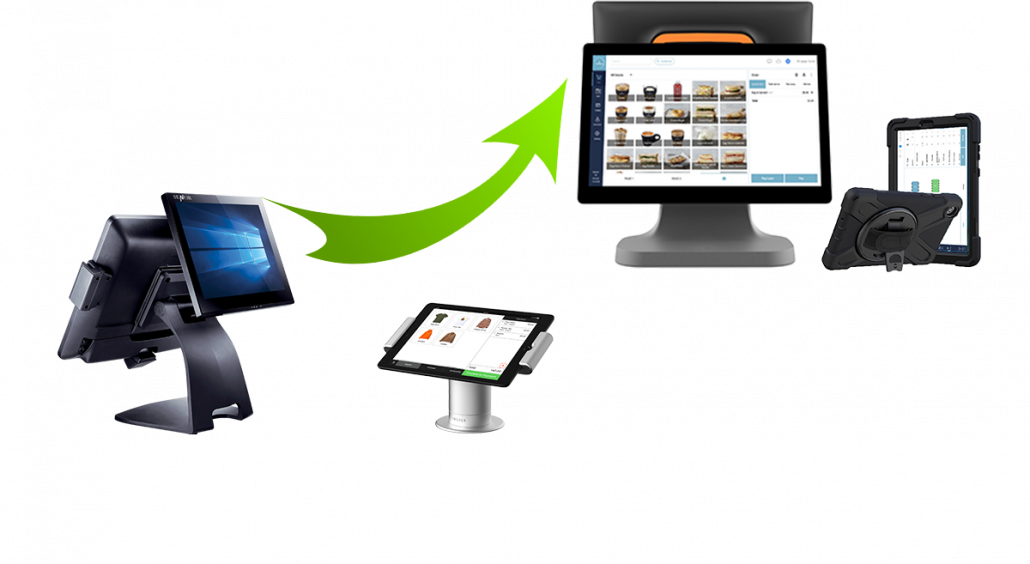 Upgrade to Android POS